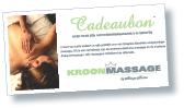 Wilt u een massage cadeau doen?